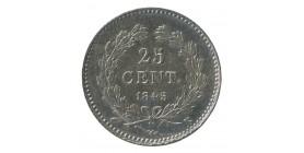 25 Centimes Louis Philippe Ier
