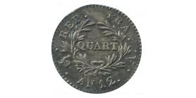 1/4 Franc Bonaparte 1er Consul