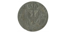 4 Groshen Frederic Guillaume III - Allemagne Prusse Argent