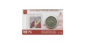 Coincard Timbre Vatican 2018 - N°18