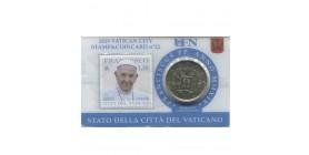 Coincard Timbre Vatican 2019 - N°22