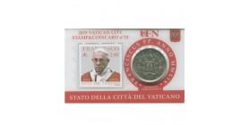 Coincard Timbre Vatican 2019 - N°24