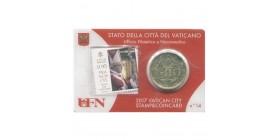 Coincard Timbre Vatican 2017 - N°14