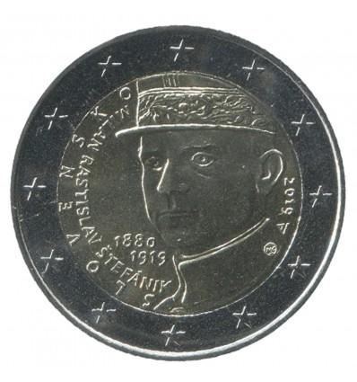 2 Euros Commémoratives Slovaquie 2019