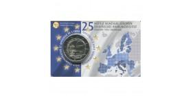 2 Euros Commémoratives Belgique 2019