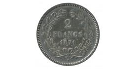 2 Francs Cérès Sans Légende