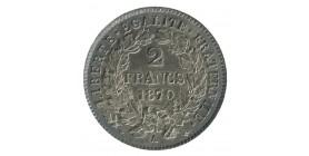 2 Francs Cérès