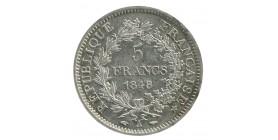5 Francs Hercule Deuxième République