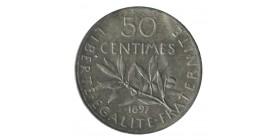 50 Centimes Semeuse