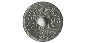 25 Centimes Lindauer
