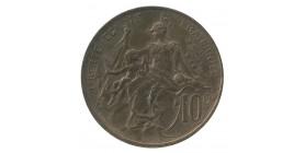 10 Centimes Dupuis Bronze