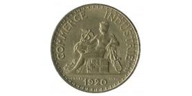 1 Franc Chambre de Commerce