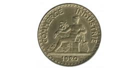 2 Francs Chambre de Commerce