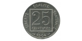 25 Centimes Patey 1er Type
