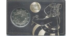 2 Euros Commémorative Astérix - Blister 3