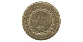 100 Francs Génie