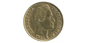 5 Pesos - Colombie