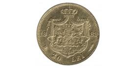 20 Lei Carol Ier - Roumanie