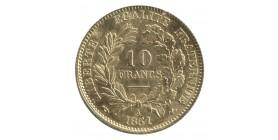 10 Francs Cérès