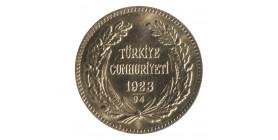 500 Piastres Kemal Ataturk - Turquie