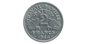2 Francs Bazor Etat-Français