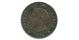 5 Centimes Napoléon III Tête Nue