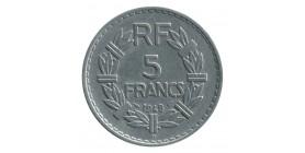 5 Francs Lavrillier Aluminum
