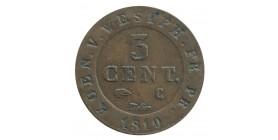 3 Centimes - Allemagne Wesphalie