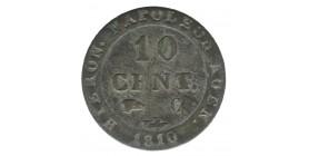 10 Centimes - Allemagne Wesphalie Argent