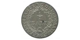 1/2 Batzen - Suisse Neufchâtel