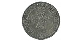 Demi Franc - Henri III