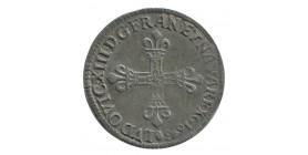 Quart d'Ecu - Louis XIII
