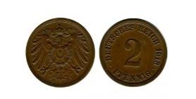 2 Pfennig Allemagne