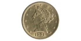 5 Dollars Liberté - Etats-Unis