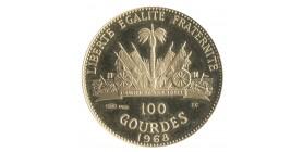 100 Gourdes - Haïti