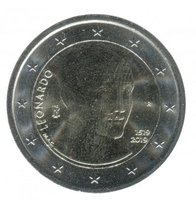 2 Euros Commémoratives Italie 2019