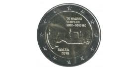 2 Euros Commémoratives Malte 2019
