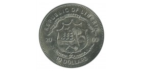 10 Dollars Kennedy - Libéria