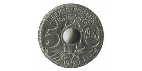 5 Centimes Lindauer Grand Module