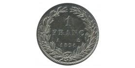 1 Franc Louis-Philippe Ier Tête Nue