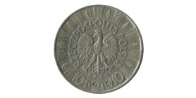 10 Zloty - Pologne Argent