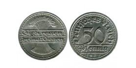 50 Pfennig Allemagne