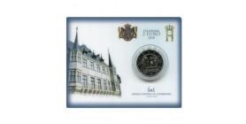 2 Euros Commémoratives Luxembourg 2019 - Coincard