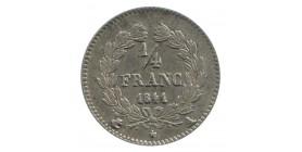 1/4 Franc Louis-Philippe Ier