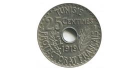 25 Centimes - Tunisie