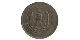 """Médaille Satirique Napoléon III Le Lâche - Gillaume Le Cruel """"Les Vampires de la Mort"""""""