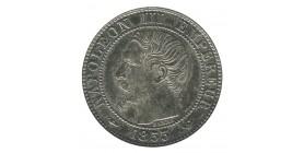 Module de 5 Centimes Napoléon III Visite de Lille Argent
