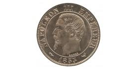 Module de 5 Centimes Napoléon III Visite de Lille Bronze