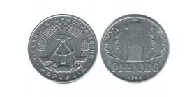 1 Pfennig Allemagne - Allemagne Democratique