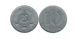 10 Pfennig Allemagne - Allemagne Democratique